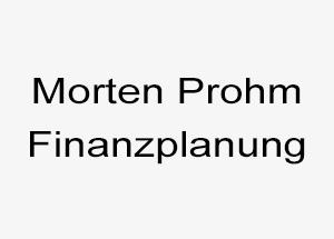 Morten Prohm Finanzplanung